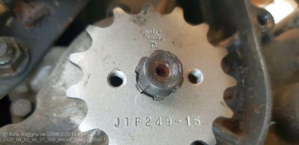 für Honda Innova ANF 125  15er Ritzel in Senden