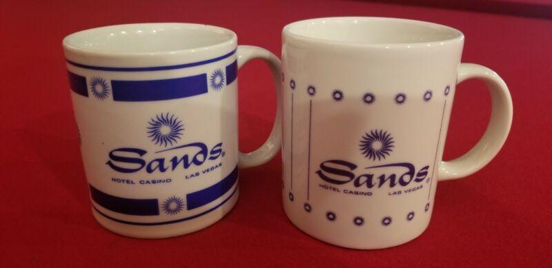 Sands Casino Coffee Mugs