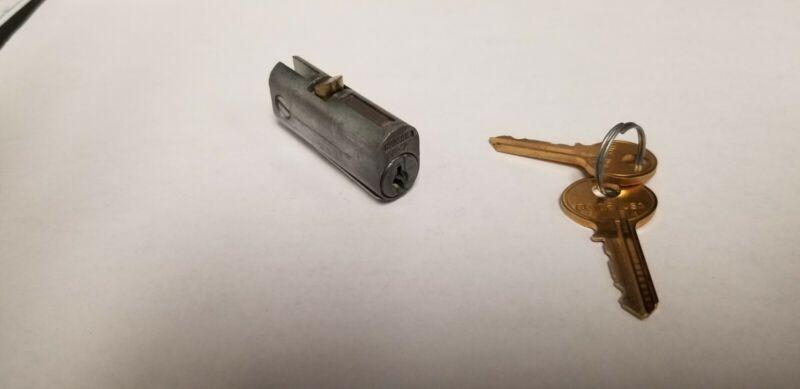 "ESP Hudson 1 3/4""File Cabinet Lock FC6046B W/ 2 keys HON File Lock Locksmith"