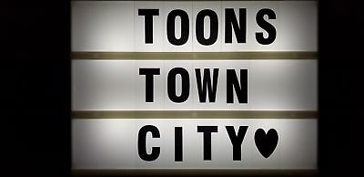Toons town city