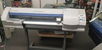 Roland Versacamm Sp-300v Printer Cutter Sp 540i Vs 30 Print Cut