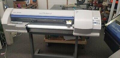 Roland Versacamm Sp-300v Printer Cutter Sp 540i Vs 30 Print Cut