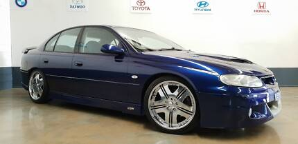 2000 HSV Clubsport Sedan North St Marys Penrith Area Preview