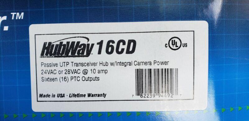 Altronix Hubway 16CD Passive UTB transceiver