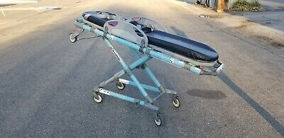 Ferno Xcaliber Mt6 600 Lbs Capacity Ambulance Cot Stretcher Gurney Ems Tested