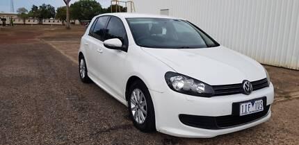 2012 Volkswagen golf Darwin City Preview