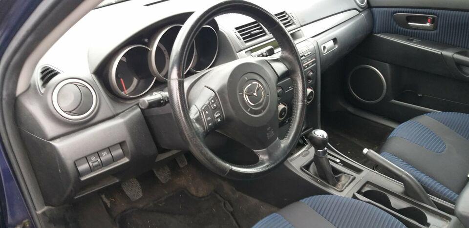 Mazda 3 Schlachtfest in Schwabmünchen