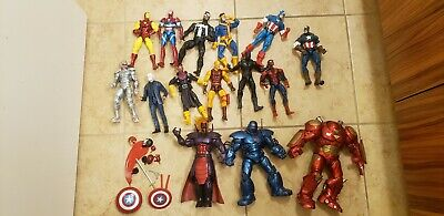 Marvel Legends Lot of 15!!  Toybiz Hasbro baf. RARE