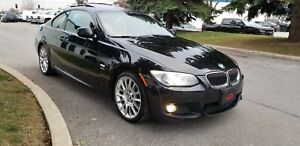 2012 BMW 328XI AWD M-Sport (Accident Free, One Owner)