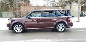 2009 Ford Flex Limited AWD,BLUETOOTH, SUNROOF, NAV,BACK UP CAMER
