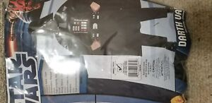 Darth Vader child's Halloween costume NEW IN PACKAGE