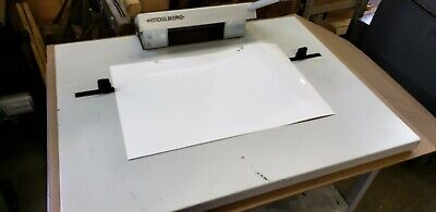 Heidelberg Nela Printing Press Plate Punch 22 Qm46 Pm46 In Good Shape