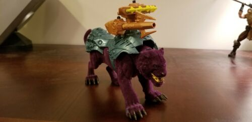 Motu 200X PANTHOR Masters Of The Universe He-man (near complete)