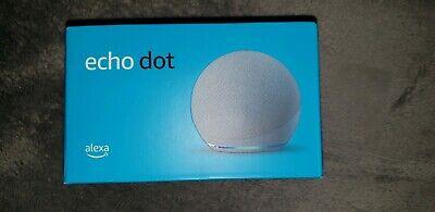 Amazon Echo Dot (4. Gen) Smart Lautsprecher - Blaugrau - *NEU &...