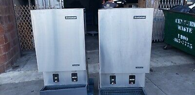 Scotsman Mdt5n40a-1 Countertop Air Cooled Ice Machine And Dispenser 1866