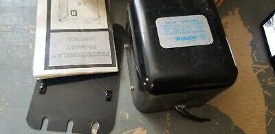 New Old Stock Webster 812-6a010 Ignition Transformer 120v
