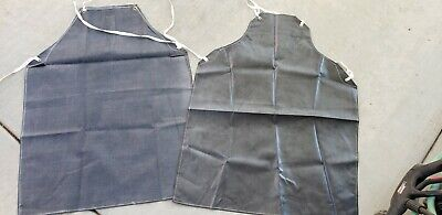 Waterproof Rubber Vinyl Apron Best For Staying Dry For Industry Or Lab Work 35