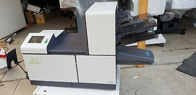 Neopost Ds-63 Folderinserter Mailing Machine Perfect. Only 27k Meter