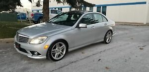 2010 Mercedes-Benz C350 4Matic (One Owner)