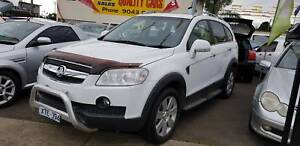 2010 Holden Captiva SUV Maidstone Maribyrnong Area Preview
