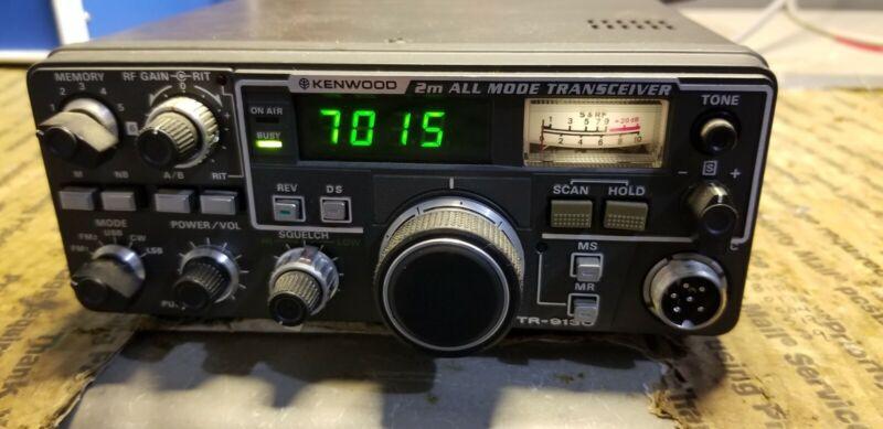 KENWOOD TR 9130 2 METER TRANCEIVER