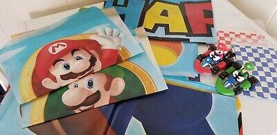 Mario Kart Birthday (Super Mario Kart Birthday Party)
