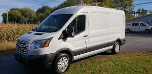 2015 Ford Transit Cargo Van xlt xlt eco-boost