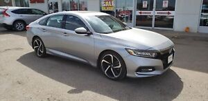 2018 Honda Accord Sport|Courtesy Car Sell Off|Htd Seats|Rmt Star