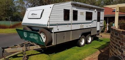 Bushtracker Caravan Bunbury Bunbury Area Preview
