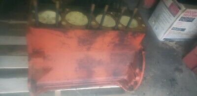Case Sc Tractor Engine Block Part 5600a Si So