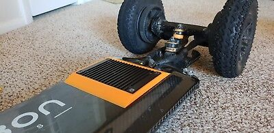 Evolve Carbon GT Spacer - 10S5P 50 cell 18650 upgrade - Electric Skateboard