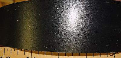 Black Melamine Edgebanding 1116 X 120 With Preglued Hot Melt Adhesive Iron On