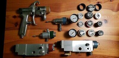 Mattson Industrial Hvlp Spray Gun Kit
