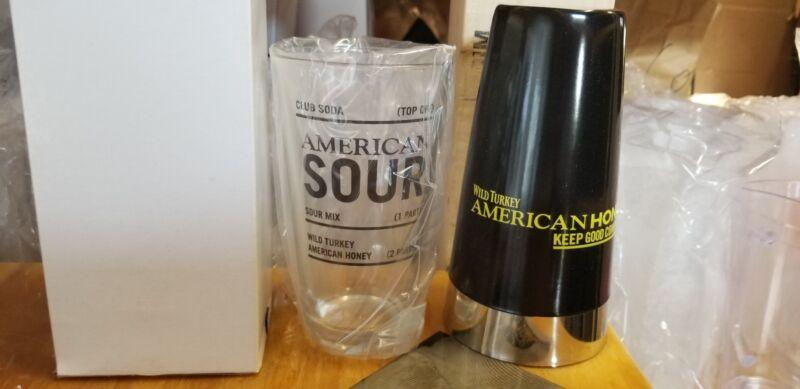 american honey bar shaker