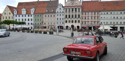 Fulvia Coupe in Landsberg a Lech