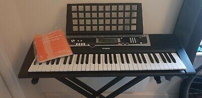 Yamaha Ypt-210 Keyboard (with stand)