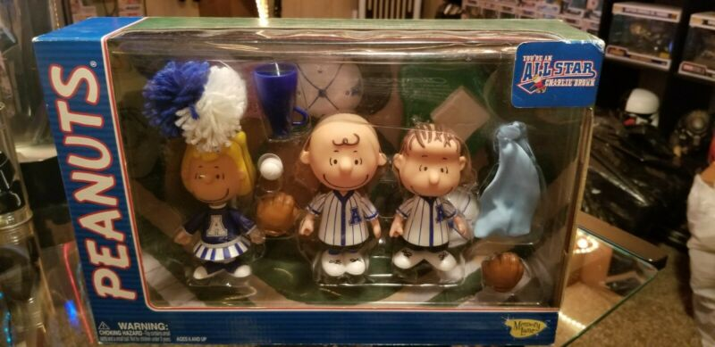 Memory Lane Peanuts Figures (All-Star & Good ol