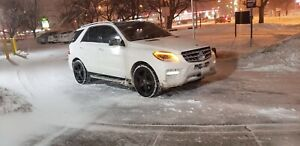 Mercedes-Benz ML 350 Diesel. AMG Package.