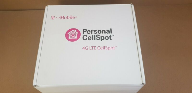 T Mobile Personal CellSpot  4G LTE Model 9961 Home Cell V1.    #P1