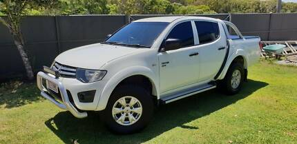 2010 MN GLR Mitsubishi Triton Hay Point Mackay Surrounds Preview