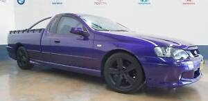 2002 Ford Falcon Ute North St Marys Penrith Area Preview