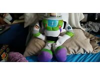 "BNWT Disney Store Toy Story 3 Giant 19/"" Soft Plush Peas in a Pod"