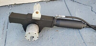 Stanley Hydraulic Crimping Tool Crimper Used Free Shippng