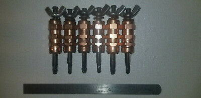 """5//32/""""  Wing Nut Cleco Fastener  0~1/"""" grip used Compare our price anywhere!"""
