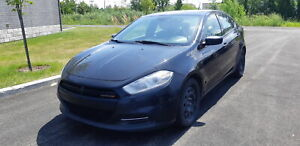 2013 Dodge Dart SXT*** MANUELLE 6VITESSES,  JAMAIS ACCIDENTÉE