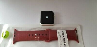 Apple Watch Series 0 38mm A1553 Silver Aluminum (WIFI) Smartwatch FR2429