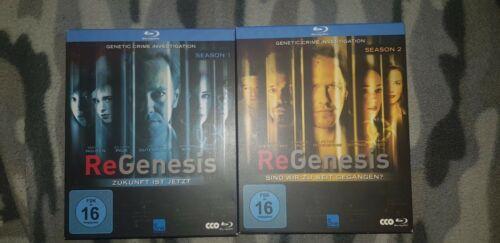 ReGenesis - Staffel 1-2 Blu ray
