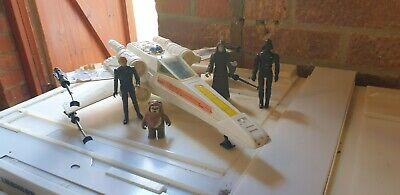 Star Wars Vintage X-WING Luke Skywalker's 1978