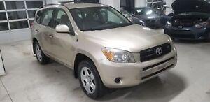 2008 Toyota RAV4 Base**4X4** TEL: 514 249 4707