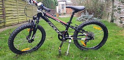 Boys Felt Mountain Bike - 20 Inch Wheels